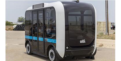 你相信吗?IBM自动驾驶巴士可以与残疾人交流