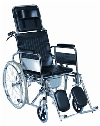 座便轮椅-2018中国国际福祉博览会暨中国国际康复博览会