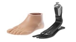 "1C50 Taleo ""泰勒""高度灵活型防水碳纤脚板"