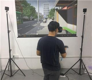 VR虚拟康复训练系统-2018中国国际福祉博览会暨中国国际康复博览会
