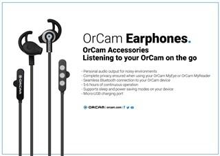 OrCam BT 藍牙耳機