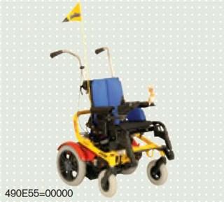 斯凯皮儿童电动轮椅-2018中国国际福祉博览会暨中国国际康复博览会